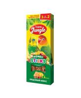 Happy Jungle Палочки для птиц 3 вкуса Медовый микс 3шт