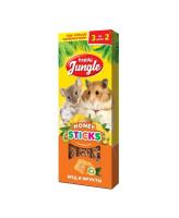Happy Jungle Палочки для мелких грызунов Мед и фрукты 3шт