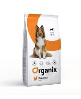 Organix Корм для собак с чувствительным пищеварением Индейка