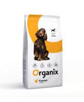 Organix Корм для собак Курица с рисом