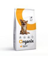 Organix Корм для собак мелких пород Курица