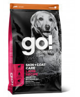 GO! SKIN + COAT Корм для собак всех возрастов с Ягненком