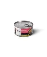 1st Choice консервы для кошек беззерновые Indoor Vitality Курица с яблоками 85г