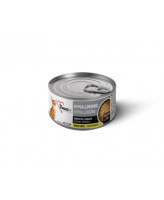 1st Choice консервы для кошек беззерновые Hypoallergenic Утка с картофелем и тыквой 85г