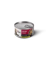 1st Choice консервы для кошек беззерновые Sterilized Курица с Сардинами 85г