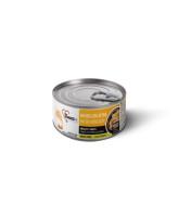1st Choice консервы для кошек беззерновые Mature Курица с Яблоками в масте тунца 85г