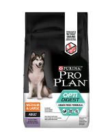 Pro Plan Medium&Large Grain Free беззерновой корм для собак средних и крупных пород, индейка