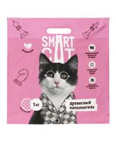 Smart Cat Древесный наполнитель
