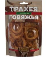 Деревенские лакомства Классические рецепты Трахея говяжья с мясом курицы 50г