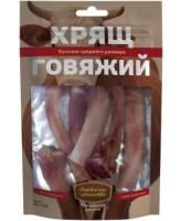 Деревенские лакомства Классические рецепты Хрящ говяжий средний размер 75г