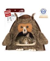 GiGwi Домик для животных Сова 40*45см