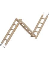 Дарелл Лесенка трансформер деревянная малая 54*8*505мм