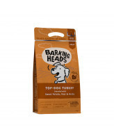 """Barking Heads Беззерновой корм для собак """"Бесподобная индейка"""" с индейкой и бататом"""