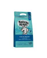 """Barking Heads Беззерновой корм для собак """"Рыбка-вкусняшка"""" с лососем, форелью и бататом"""