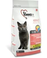 1st CHOICE корм для домашних кошек, цыпленок Indoor Vitality
