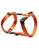 """Rogz шлейка для собак """"Alpinist"""", оранжевая, H-HARNESS"""