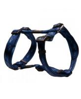 """Rogz шлейка для собак """"Alpinist"""", темно-синяя, H-HARNESS"""