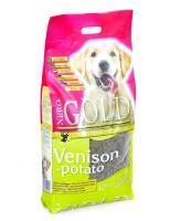 NERO GOLD Venison&Potato корм для собак Оленина и сладкий картофель