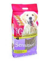 NERO GOLD Sensitive Turkey корм для собак с чувствительным пищеварением Индейка с рисом