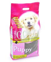 NERO GOLD Puppy корм для щенков всех пород Курица и рис