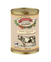 """Frank's ProGold Консервы для собак """"Нежные кусочки говядины"""" 415г"""
