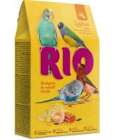 RIO Яичный корм для волнистых попугаев и других мелких птиц 250г