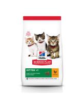 HILL'S Science Plan Kitten корм для котят с курицей