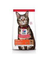 HILL'S Science Plan Optimal Care Adult корм для кошек с ягненком