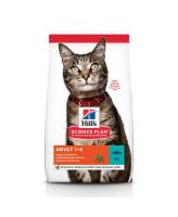 HILL'S Science Plan Optimal Care Adult корм для кошек с тунцом