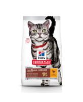 HILL'S Science Plan Hairball Indoor корм для кошек для выведения шерсти из желудка