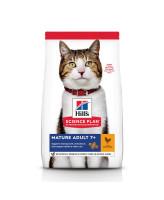 HILL'S Science Plan Mature Adult 7+ корм для пожилых кошек, с курицей