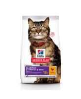 HILL'S Science Plan Sensitive Skin&Stomach корм для кошек с чувствительным пищеварением и кожей