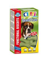 """Cliffi Бисквиты для крупных собак """"Здоровые зубы"""" Dental care big size 350г"""
