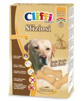 """Cliffi Лакомство для собак """"Бисквиты с кальцием"""" Sfiziosi 400г"""