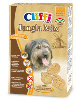 """Cliffi Лакомство для собак """"Хрустящее печенье"""" Jungla mix 400г"""