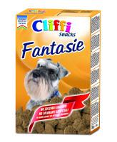 Cliffi Мясные бисквиты для собак Fantasie 300г