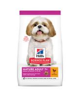 HILL'S Science Plan Small & Mini Mature 7+ корм для собак мелких пород старше 7лет, с курицей
