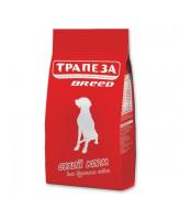 Трапеза Breed корм для собак средних и крупных пород с нормальной активностью 20кг