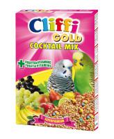 Cliffi Коктейль для волнистых попугаев: зерна, злаки, фрукты, овощи Cocktail Mix 300г