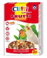 Cliffi Корм для попугаев с фруктами и орехами Frutti 700г