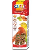 Cliffi Палочки с фруктами и медом для канареек Sticks Fruity 60г