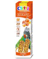 Cliffi Палочки с яйцами и медом для волнистых попугаев и экзотических птиц Sticks Energy 60г
