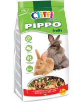 Cliffi Корм для кроликов с фруктами Pippo Fruity 800г