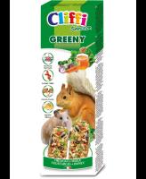 Cliffi Палочки с овощами и медом для хомяков и белок Sticks hamsters and squirrels 110г
