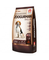 Зоогурман Daily Life Корм для собак средних и крупных Индейка