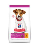 HILL'S Science Plan Small & Mini Puppy корм для щенков мелких пород, с курицей