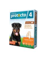 Neoterica Protecto Капли на холку от блох и клещей для собак весом 40-60кг, 2 пипетки