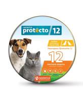 Neoterica Protecto Ошейник от блох и клещей для мелких собак и кошек 40см  2шт