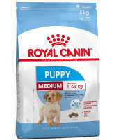 Royal Canin  Medium Puppy Корм для щенков средних пород