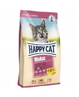 Happy Cat Minkas Sterilised корм для стерилизованных кошек